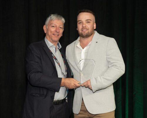 Ryan Bird Receives Building Certifier Award